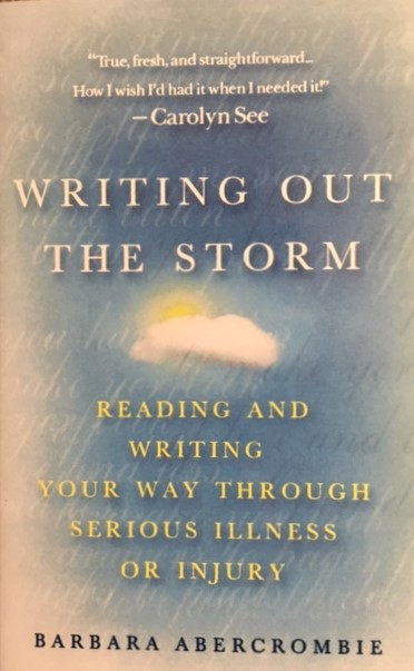 writing through the storm