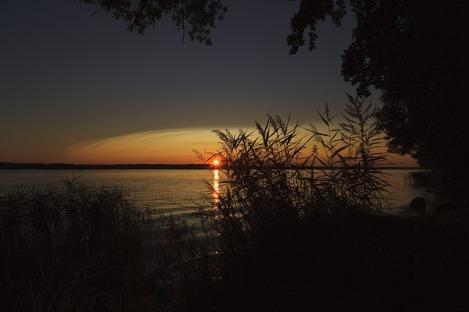 sunset - peace