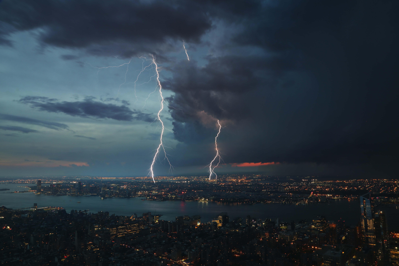 lightning strike twice