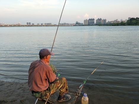 fishing - man - 2