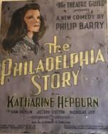 Philadelphia Story poster