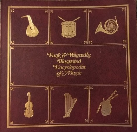 Funk and Wagnalls music encyclopedia