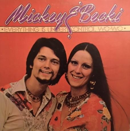 Mickey and Becki