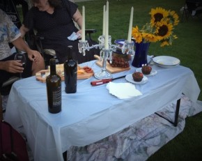 picnic at Tanglewood 3
