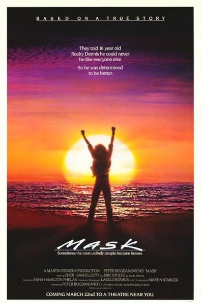 Mask - poster without Cher