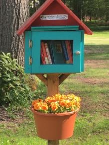 litttle free library