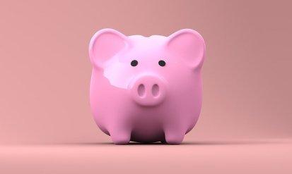 piggy bank - Quince Creative on Pixabay